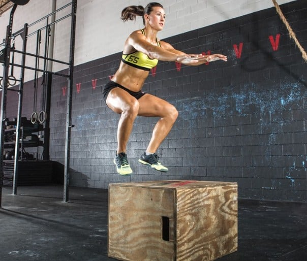 Box Jumps- Cross Fit Workout Routine you Can Try Out
