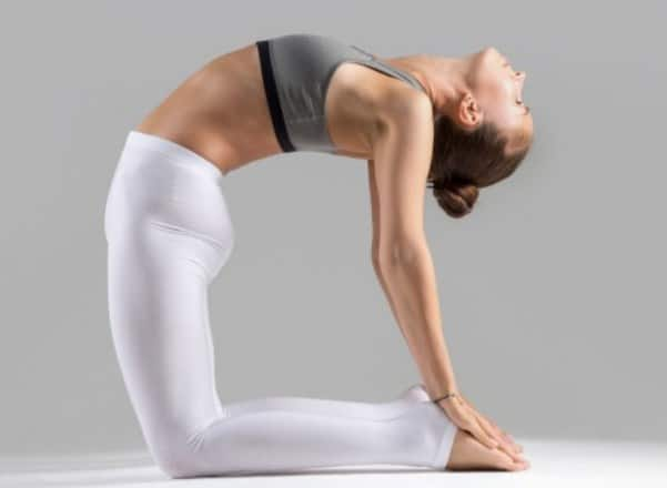 Camel Pose (Ustrasana)- Do this Pose For Back Pain