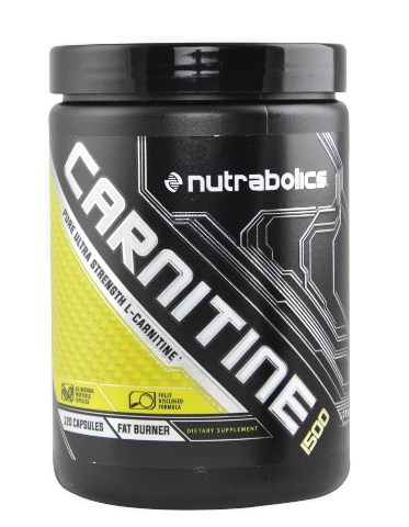 Carnitine for burning excess calories