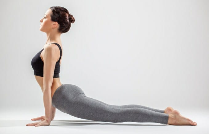 Cobra Pose for Ultimate Weight Loss