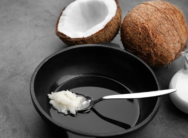 Cook With Coconut Oil - How To Use Coconut Oil For Weight Loss