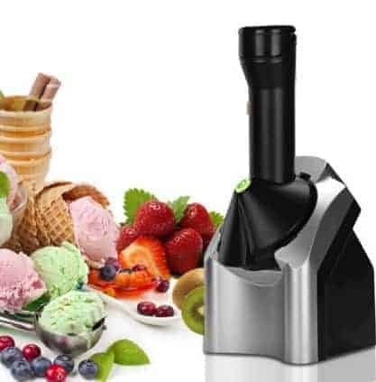 Frozen Desert and Ice cream maker- Holiday Gift Guide For The Cooking Enthusiast