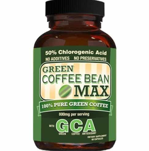 Green Coffee Bean Extract for losing excess weight