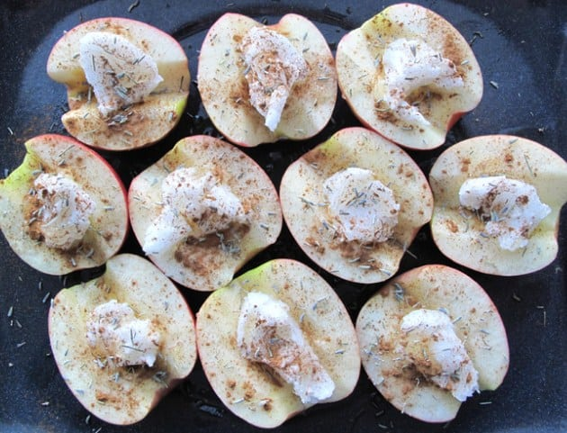 Honey Lavender Oven-Baked Apples- 8 Healthy and delicious recipes to satisfy your sweet cravings