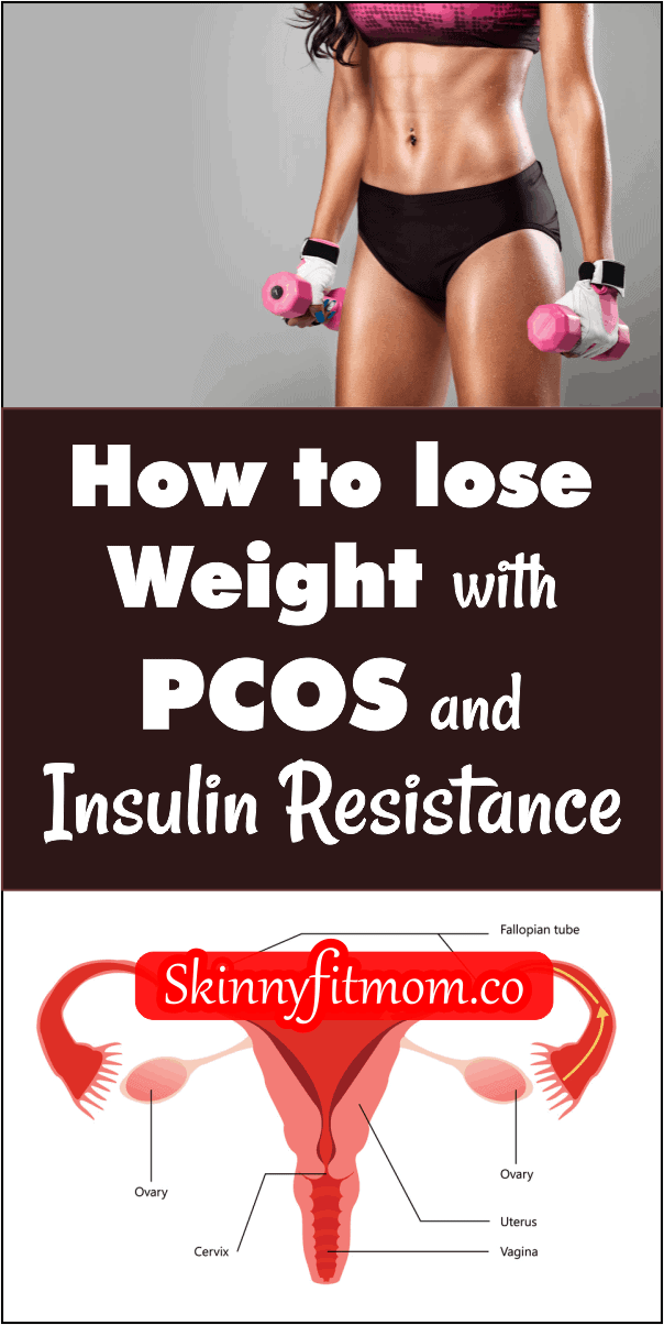 Weight loss with PCOS can be extra challenging because of insulin resistance. Are you suffering from PCOS and want to lose some weight? Then here are safe ways on how to lose weight with PCOS!
