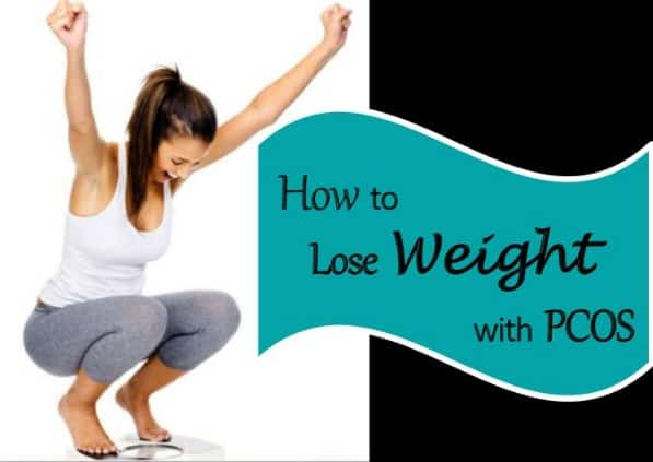 How to lose weight with PCOS - What to eat!