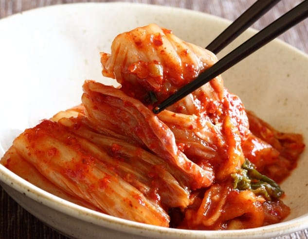 Kimchi- 13 Super Healthy Probiotic Food & Drink Recipes To Heal Your Gut