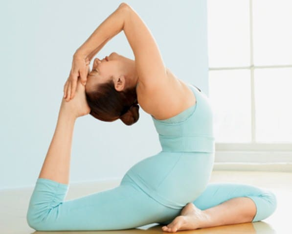 King Pigeon Pose- Perfect Exercise to Stretch The Pain Away