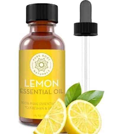 Lemon Essential Oil - Essential Oils For Weight Loss