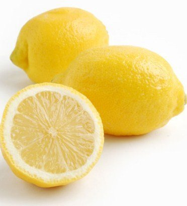 Lemon to firm loose skin in the mid-section
