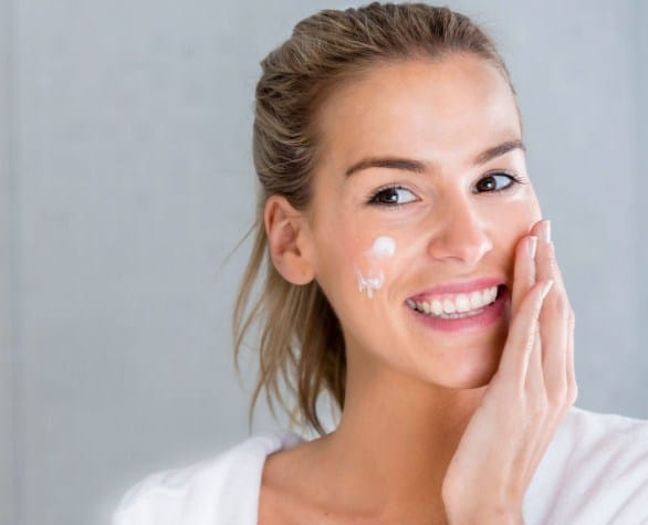Moisturize Your Face - Nightly Skin Care Routine