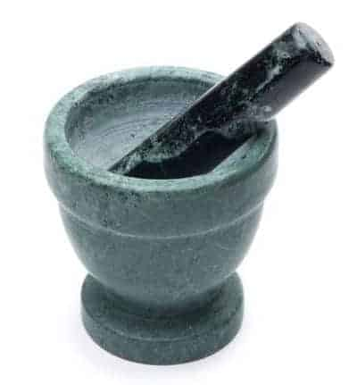 Mortar and Pestle- Holiday Gift Guide For Kitchen-lovers