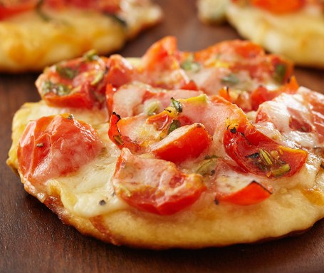 Pizza Bites- Easy and Quick Weight Loss Starter