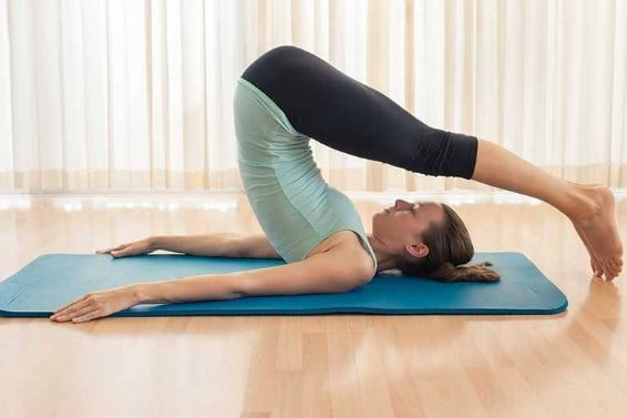 Plough Pose (Halasana)- Yoga For Back Pain