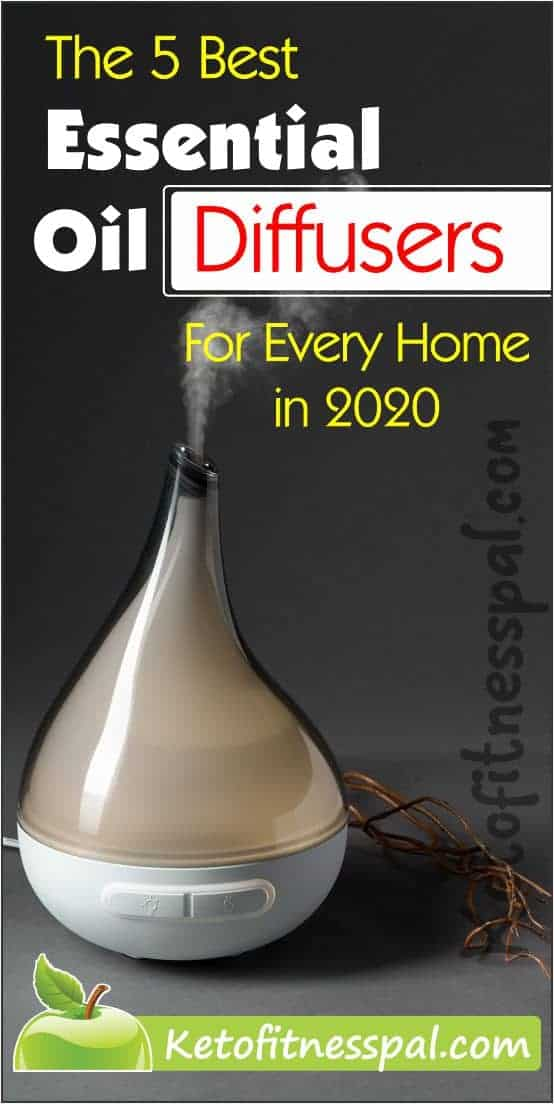 Essential oil gives the home an aromatic and purifying feel that helps the body relax well. Here are the 5 best essential oil diffusers for every home. Check out this post for more on these diffusers. #essentialoildiffuser #essentialoil #diffusers