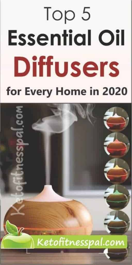 Looking for the best essential oil diffusers for your home? Check out this post on the top 5 diffusers for every home in 2020. WIth this post, you are sure to get the best. #oil #essentialoildiffussers #diffusers