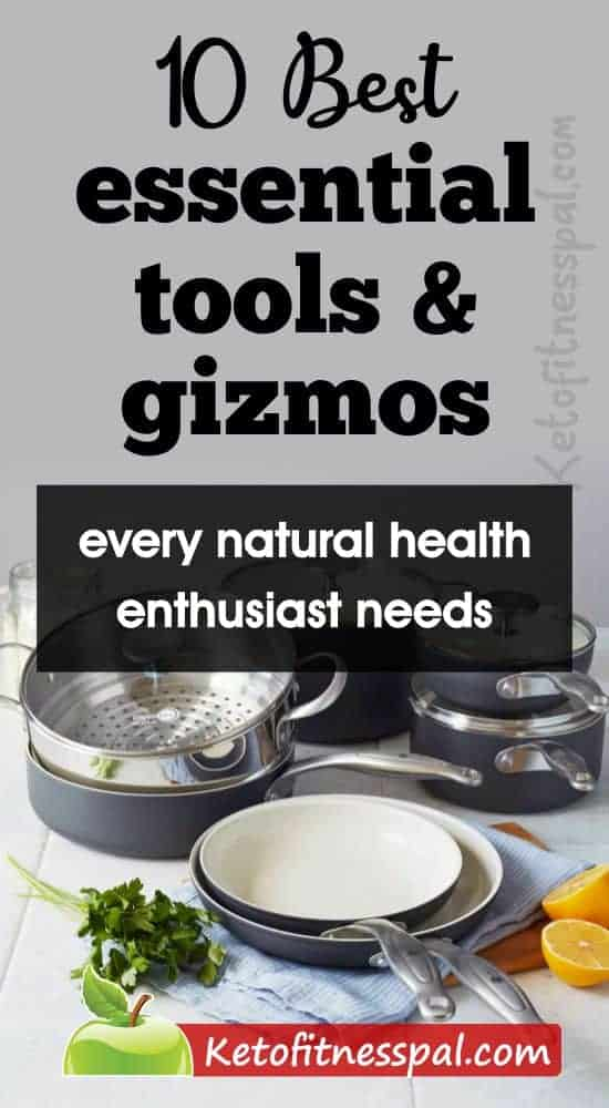 These gadgets are the top 10 must-have that every natural health enthusiast needs. They extract toxic particles from the atmosphere and also ensure the quality and healthiness of our food while beautifying the home. Simply incredible!!! #natural life #healthylivingtips #cooking gadgets