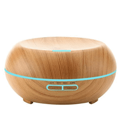 UrPower 200ml Aromatherapy Essential Oil Diffuser - The 5 Best Essential Oil Diffusers For Every Home in 2020