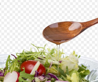 Add Coconut Oil To Your Salads - How To Use Coconut Oil For Weight Loss