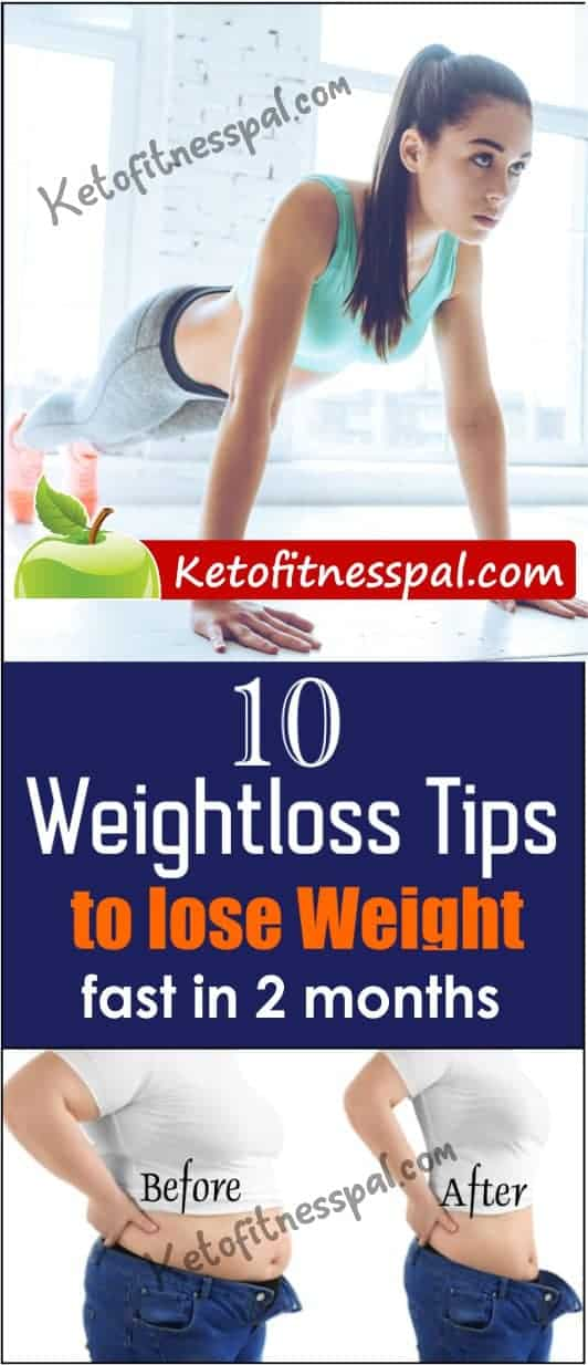 I'm proof that you necessarily need dieting tablets or DVD packs to burn off calories. Here are 10 weight loss tips that will aid you to shed off those pounds naturally. Keep Reading!