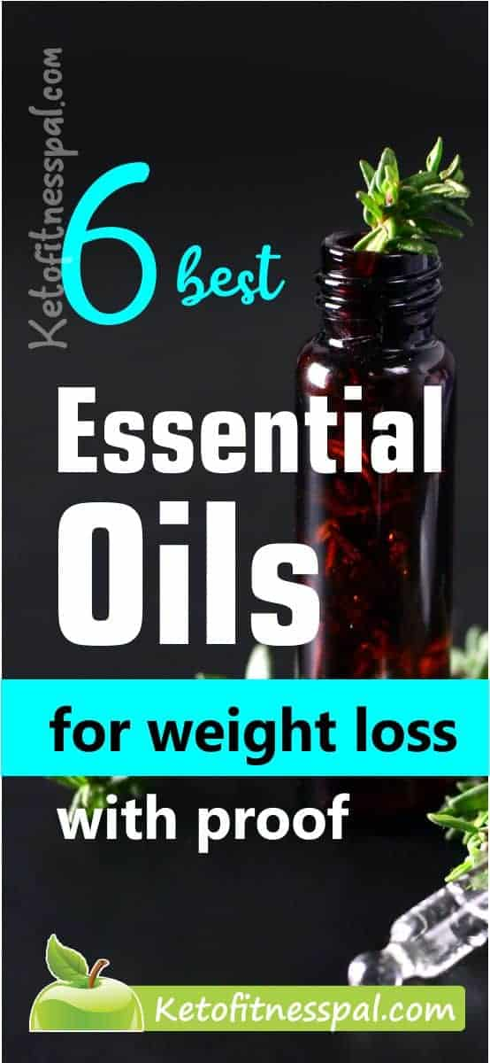 Today, there are increasing pieces of evidence for the use of essential oils for improved weight loss. This post contains our top 6 of these organic oils that you should try.