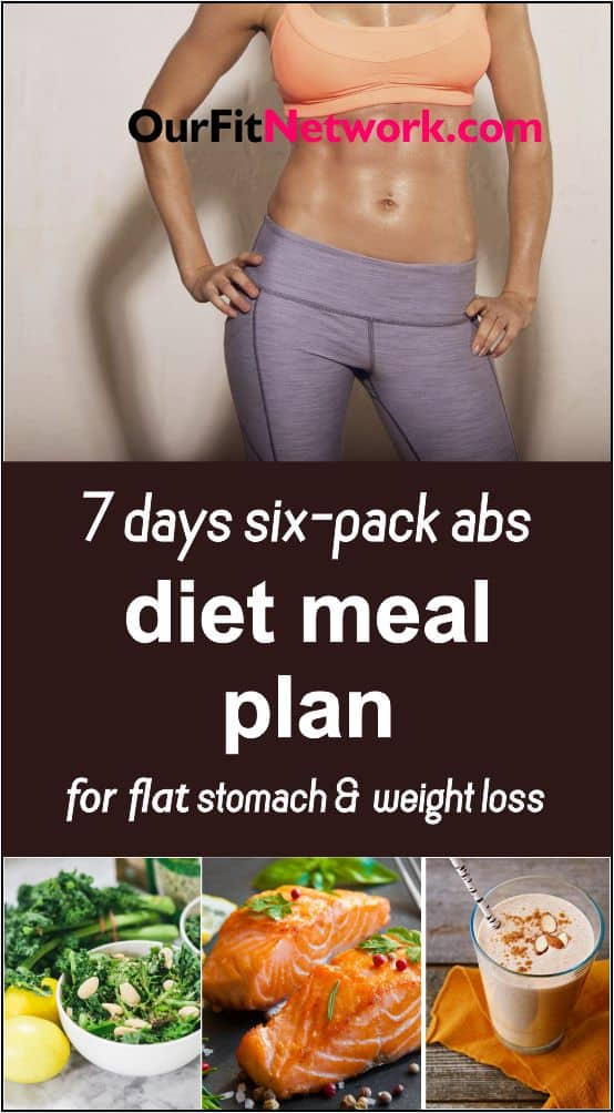 Building a flat belly doesn't have to be solely about workouts. The right diet plan is a key secret to weight loss and abdominals. Read on to discover the best diet for your sexy flat tummy