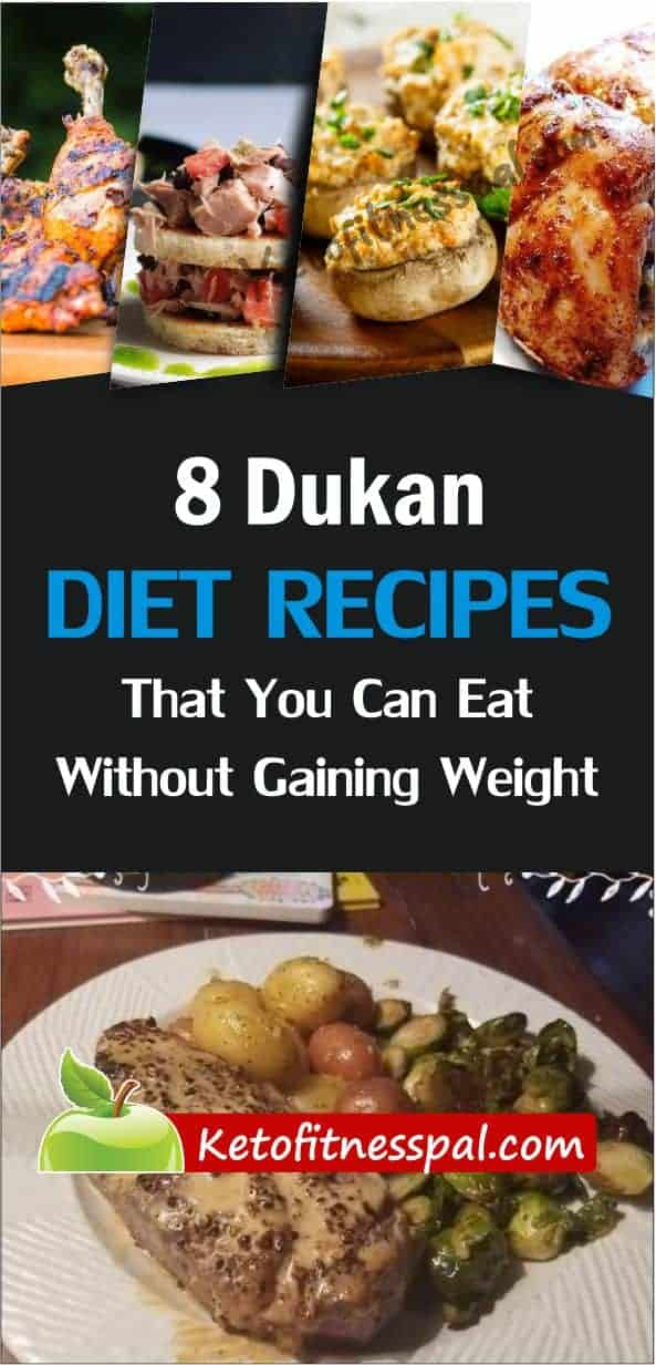 One of the many struggles of people on a special diet is being careful to not eat foods that will increase weight gain. If you are on a Dukan diet, here are foods that you can eat without fear of gaining weight.