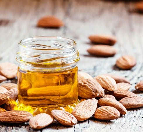 Almond-Oil Essential Oils for Glowing Skin