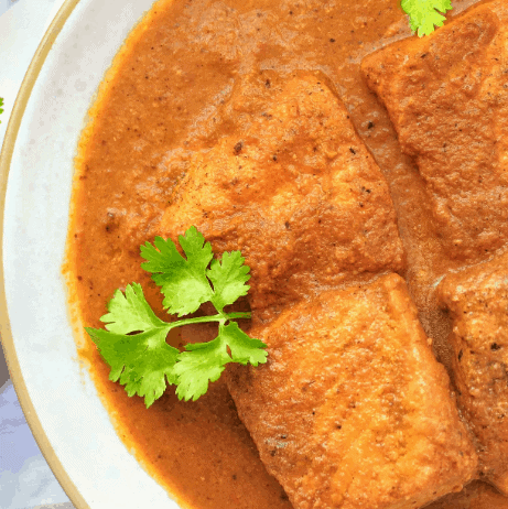 Salmon Curry - Quick Keto Dinner Recipes