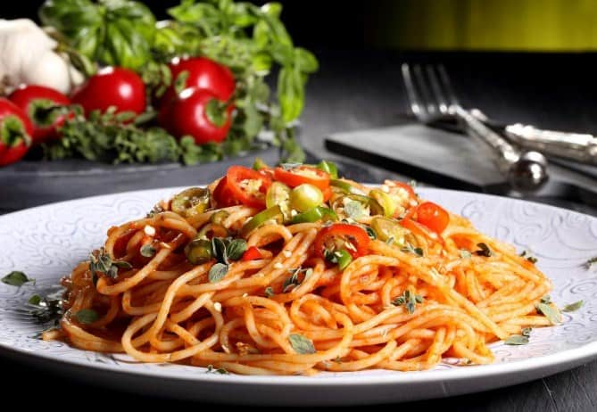 Pasta-7 Days Six Pack Abs Diet Meal Plan